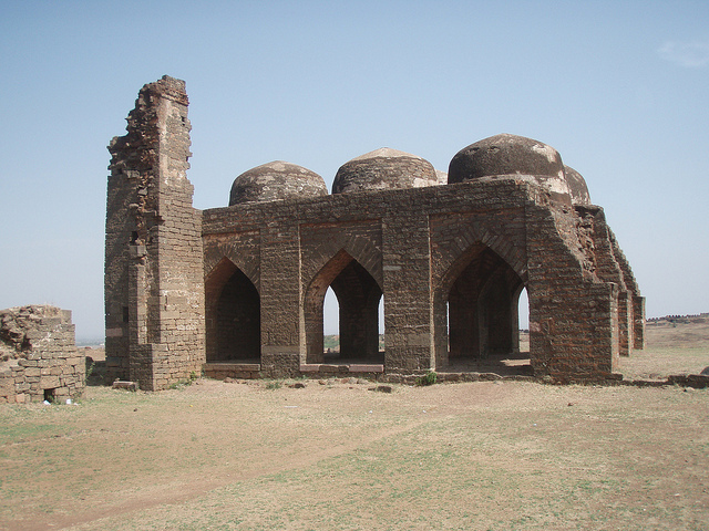 Architecture in Bidar