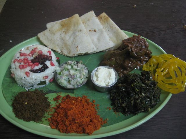 Eat at Bidar