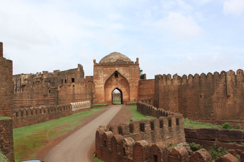 Hiking in Bidar