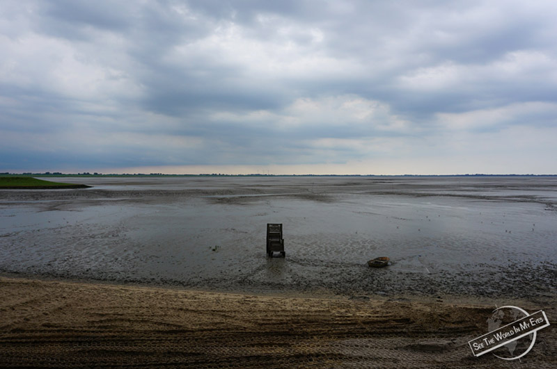 Wadden Sea in Germany