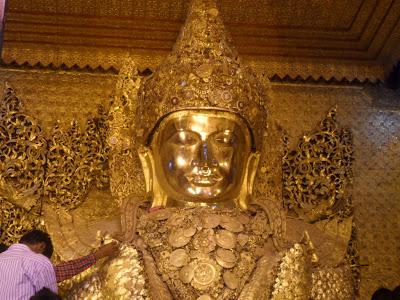 Mahamuni Myanmar