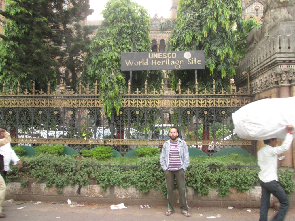 Shashank Manu, Mumbai CST