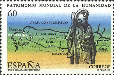 Santiago de campostela, Spain