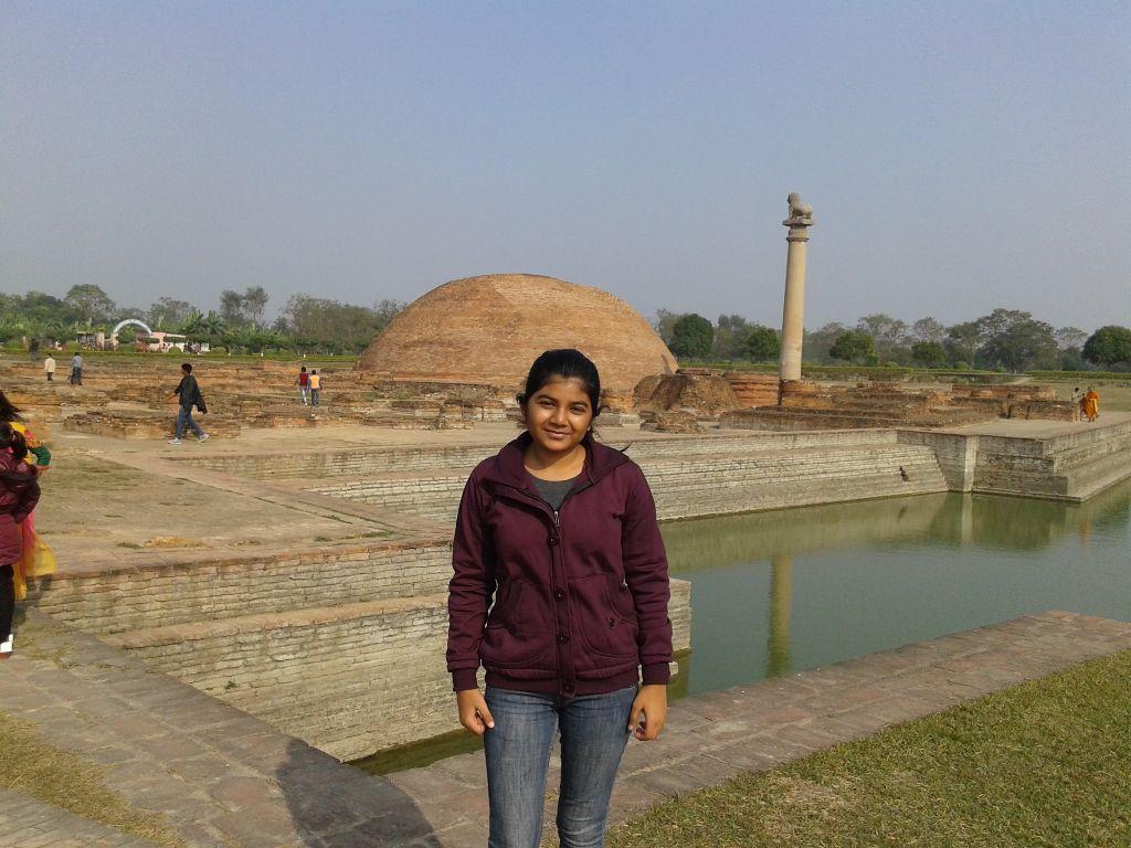 Shreya at Vaishali