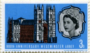Stamps featuring world heritage sites