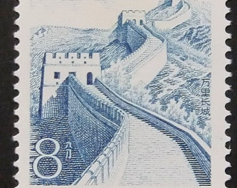 The Great Wall of China in China