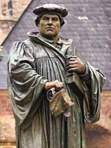 Luther Memorials in Eisleben and Wittenberg