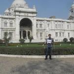 Victoria memorial ranodeep