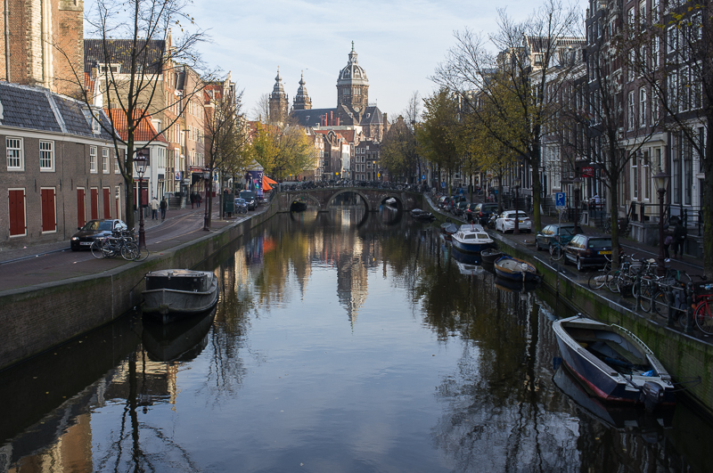 Amsterdam's Canal District