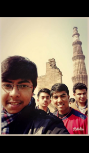 The Minar, The Ambassador and The Five Nominees