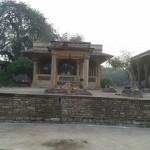 Miyan Tansen's tomb.