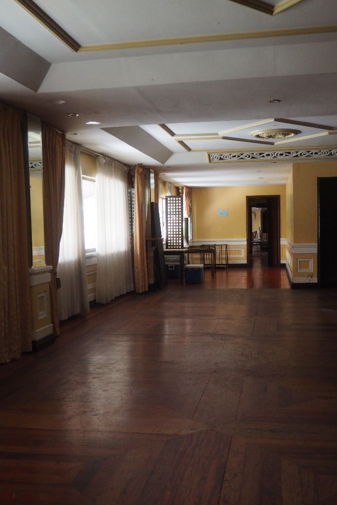 Inside of Cory Aquino Kalayaan Hall