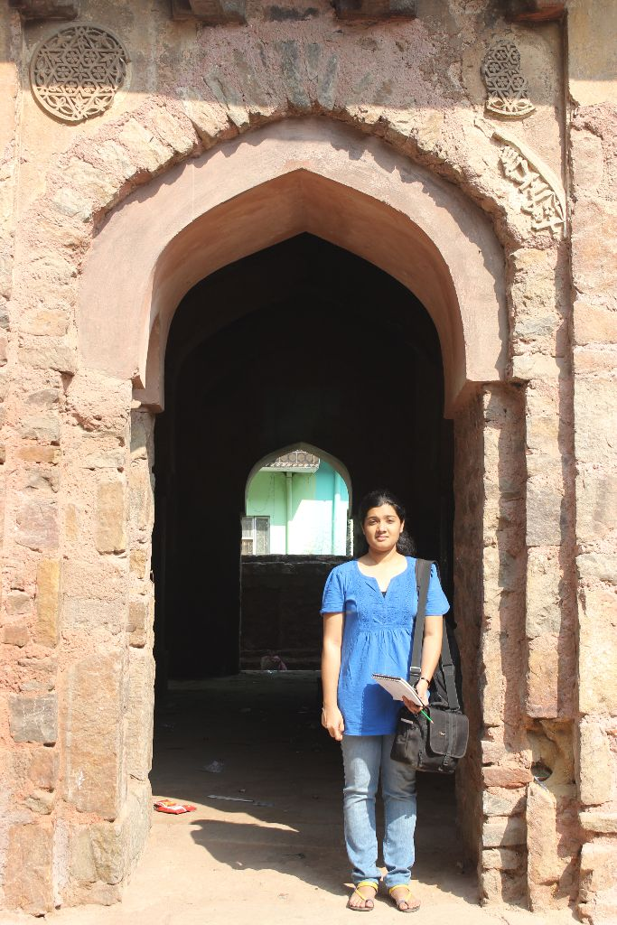 Tomb of Bahlol Lodhi - By Komal Potdar
