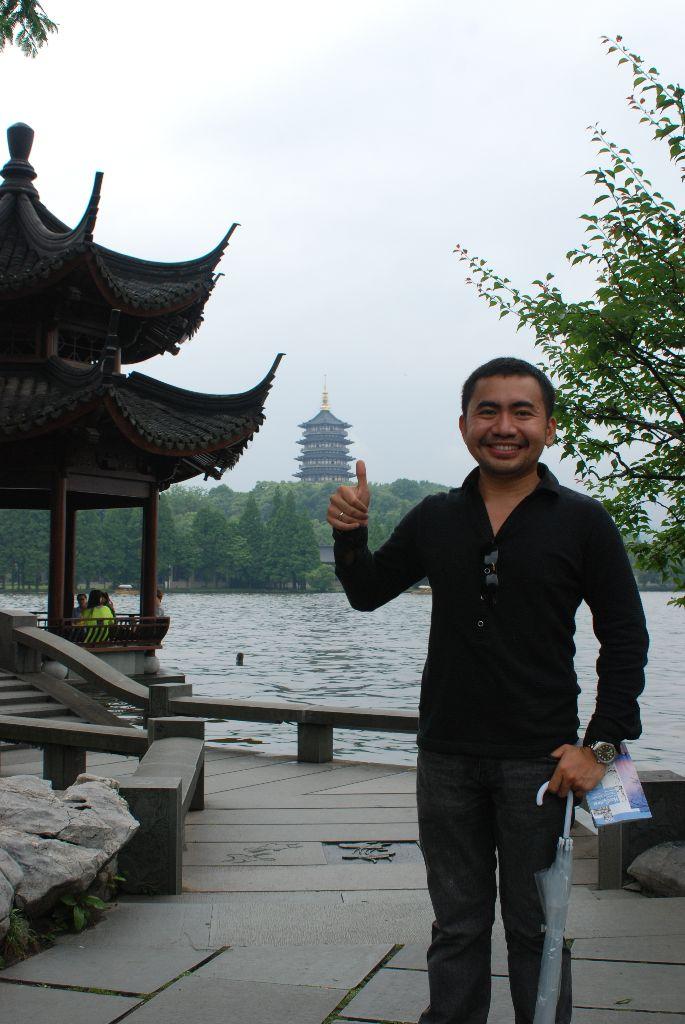 Bernard West Lake Cultural Landscape of Hangzhou