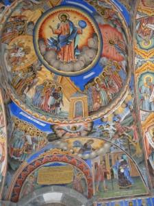 Rila Monastery: orthodoxy and Byzantine art