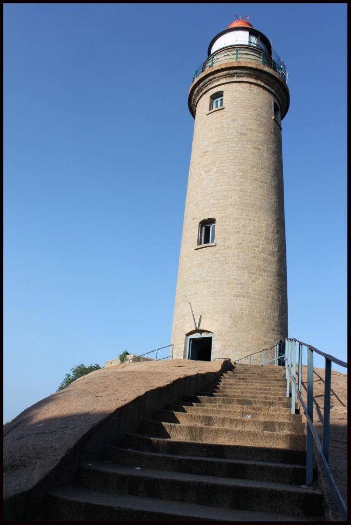 Light-house near Rathas