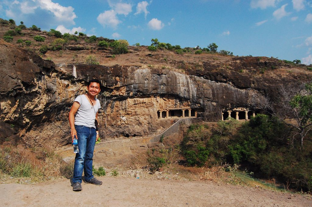 Ellora caves bernard