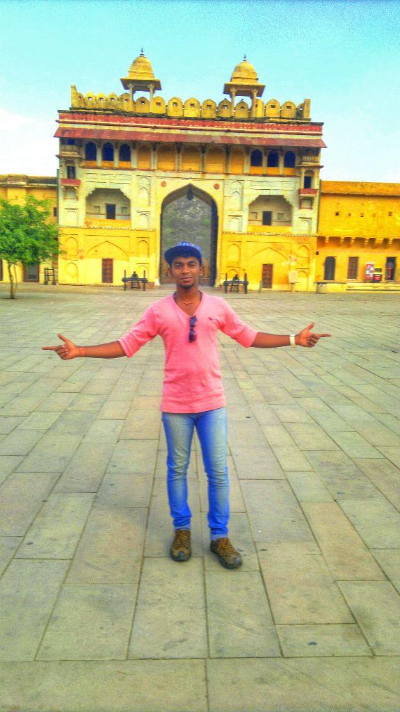 Amer fort Akshay