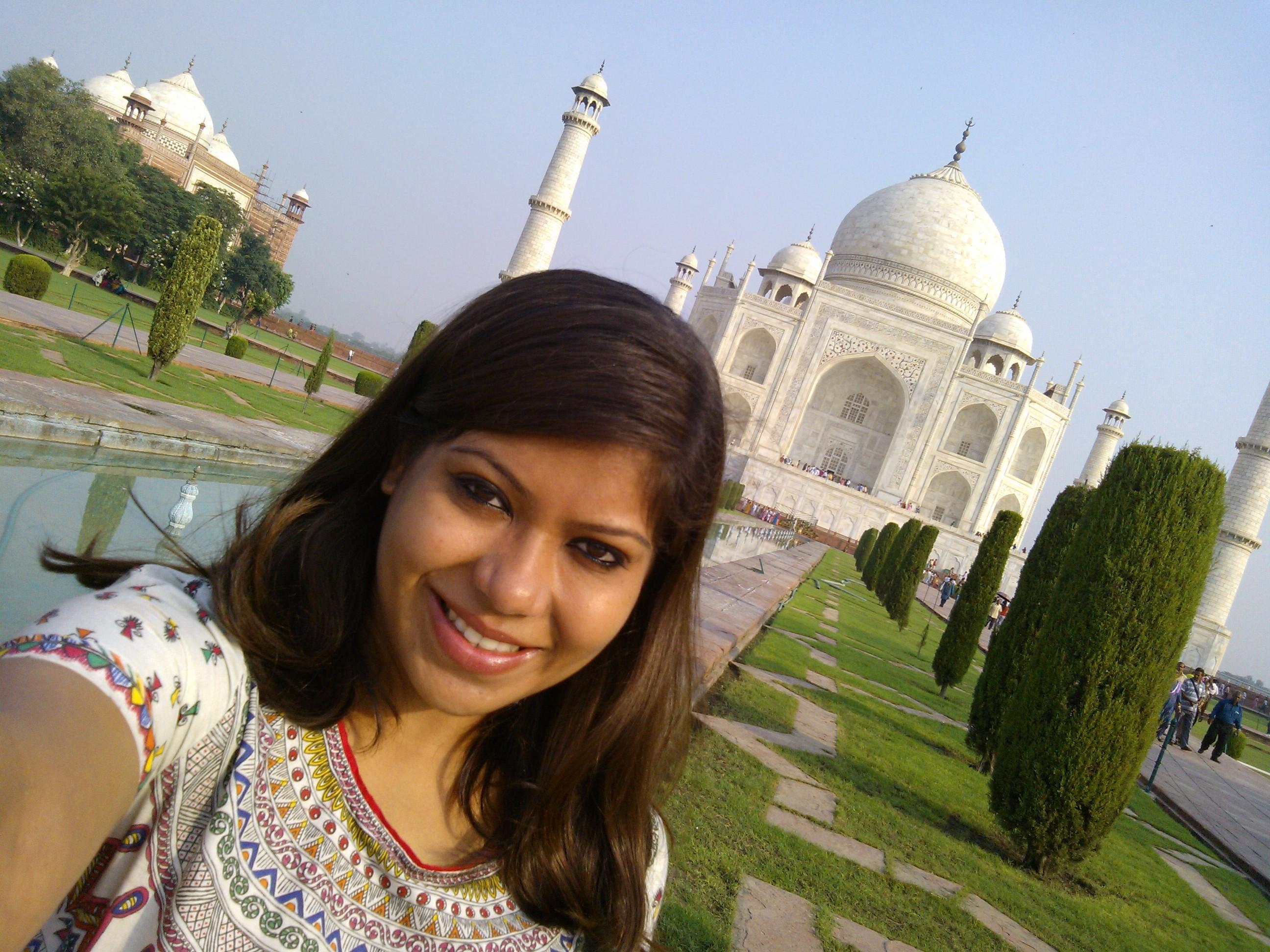 Rupsa Taj mahal