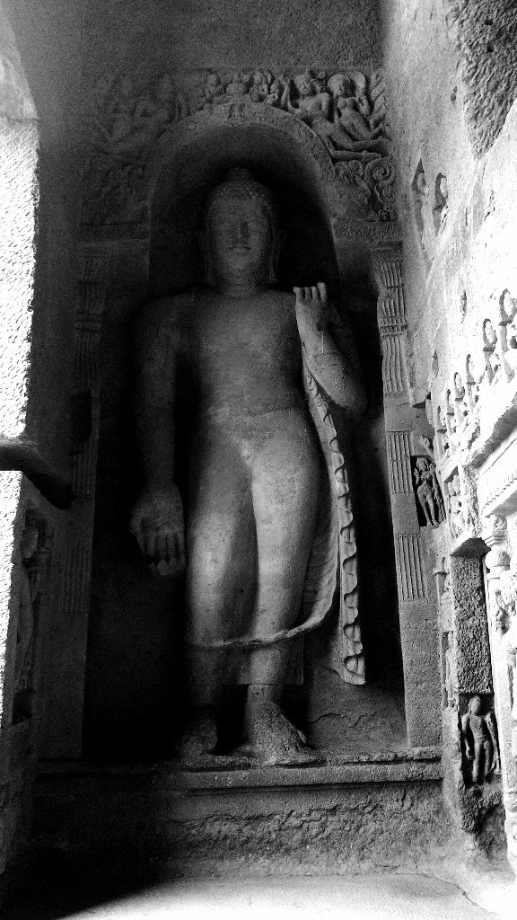 22ft colossal Buddha