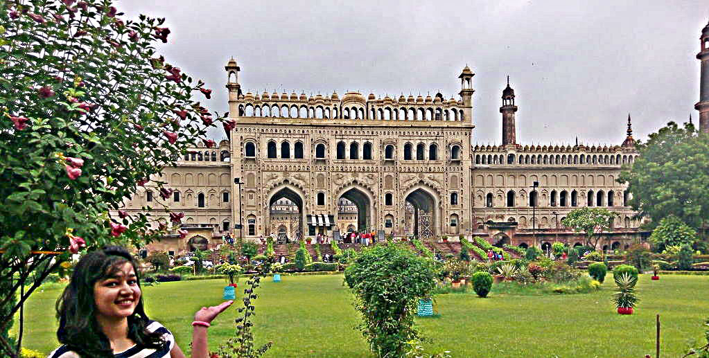 Second Gateway to the Bara Imambara