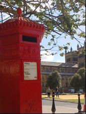Victorian Penfold Letter Box
