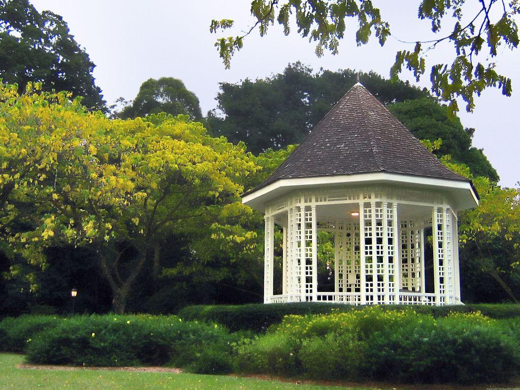 Singapore Botanical Gardens Image Source: Wikipedia Commons