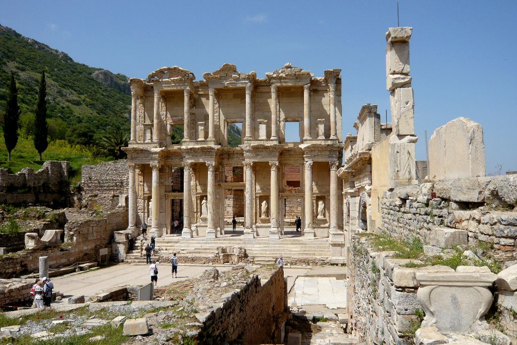 Ephesus: Celsus Biblioththek
