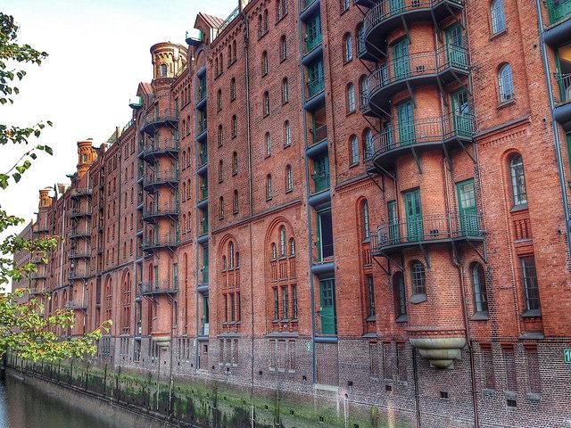 Hamburg's Speicherstadt
