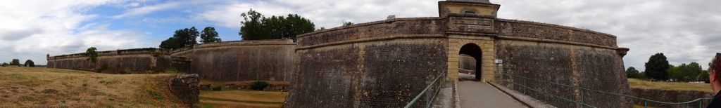Military architecture around France vauban