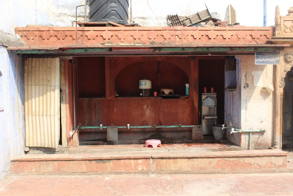THE VAZU PLACE at Nawab Rukn-Ud-Daula