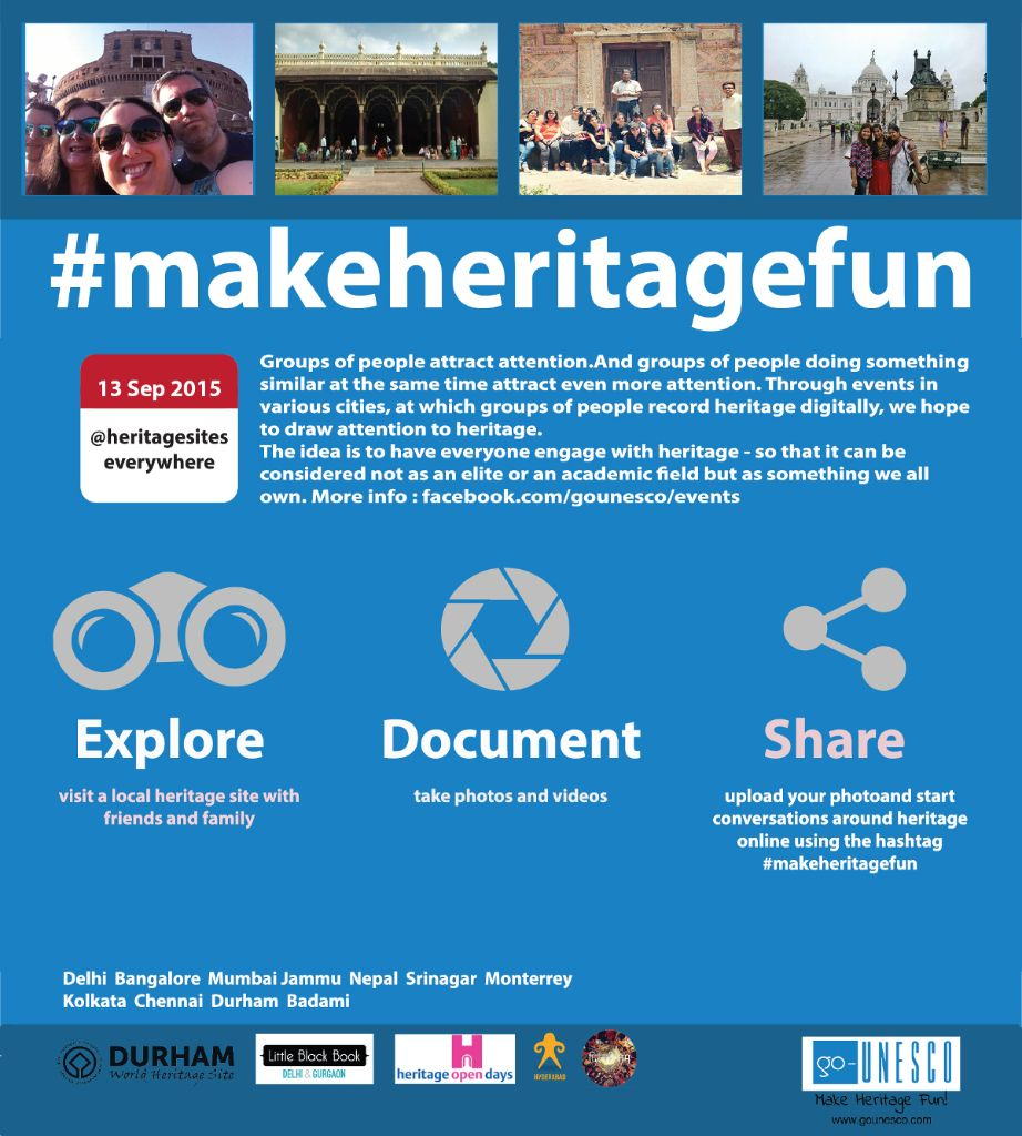 MakeHeritageFun Poster