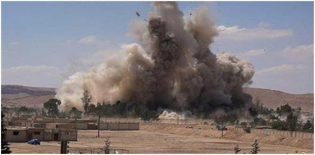 Syrian war destruction heritage 2