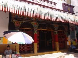 Majnu ka Tila: A Little Tibet