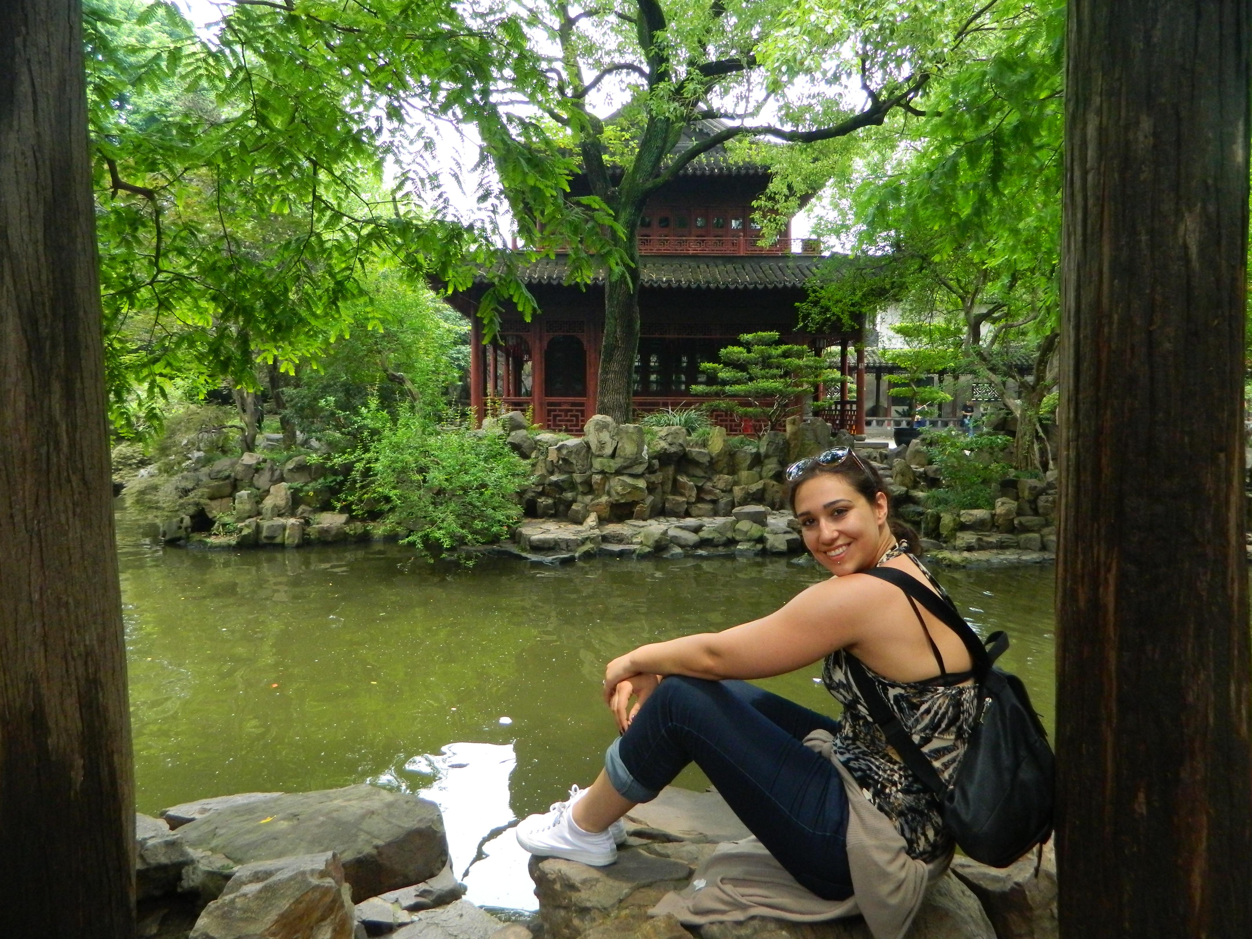 Yuyuan's Historical Gardens shanghai giulia