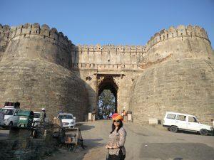 Kumbhagarh (the hill fort of Rajasthan)