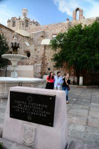 Zacatecas, Rostro de Cantera Corazón de Plata