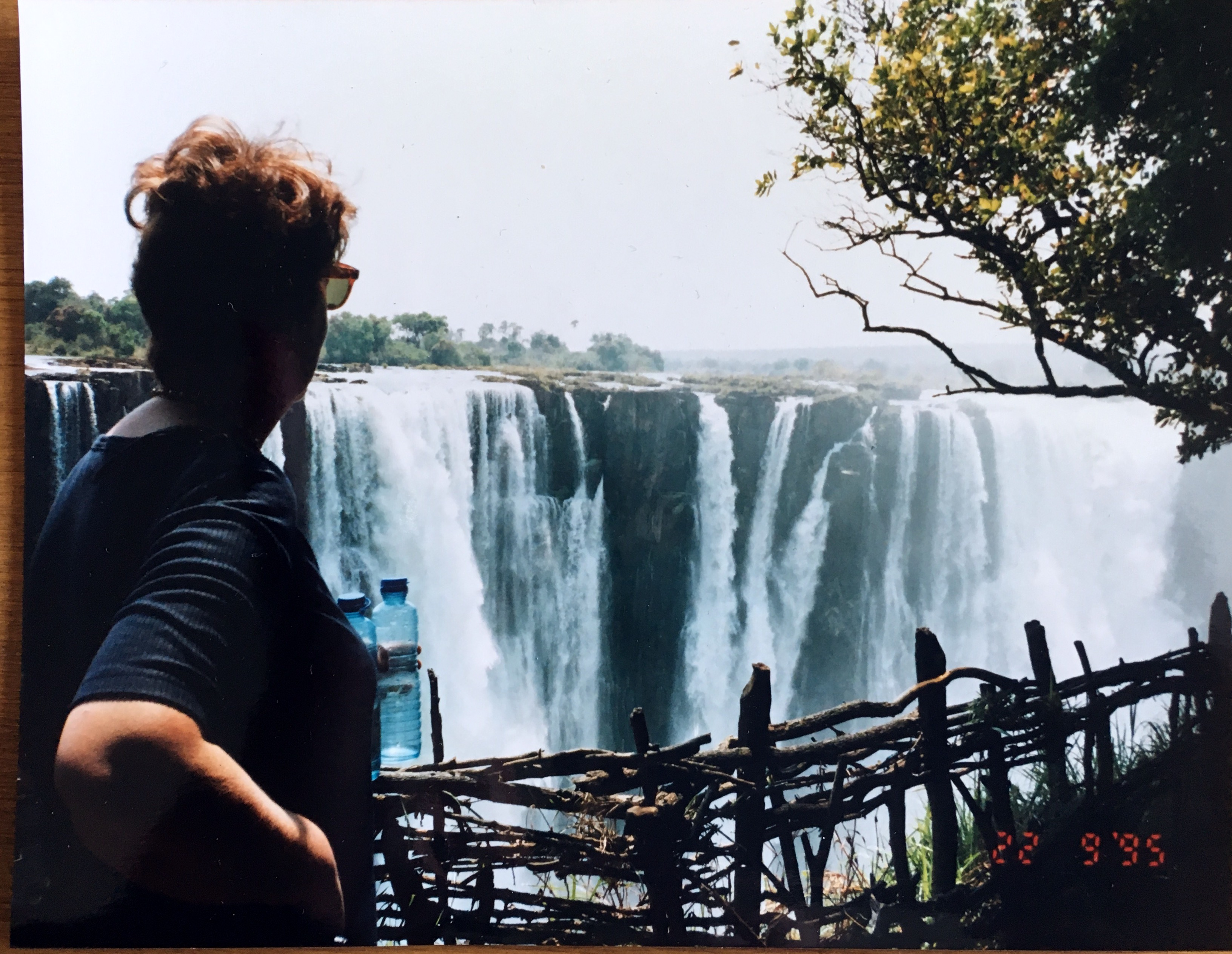 Mosi-oa-Tunya / Victoria Falls - Zimbabwe