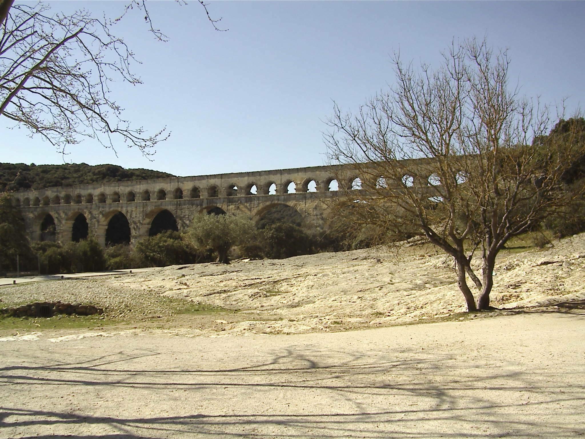 Pont du Gard (Roman Aqueduct) - France