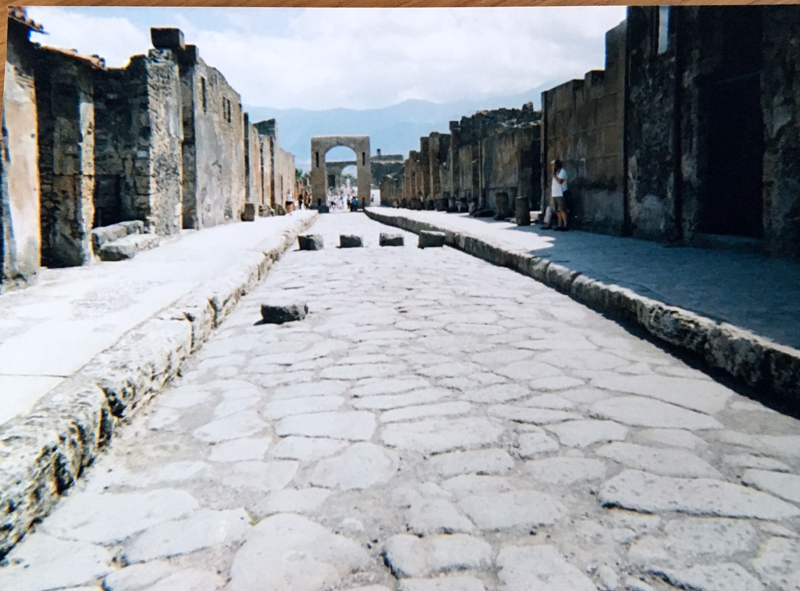 Archaeological Areas of Pompei, Herculaneum and Torre Annunziata - Italy