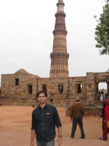The Victory Tower – Qutb Minar