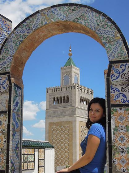 old city, tunis, tunisia