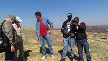 Matobos Hills for Mthandazo Khumalo