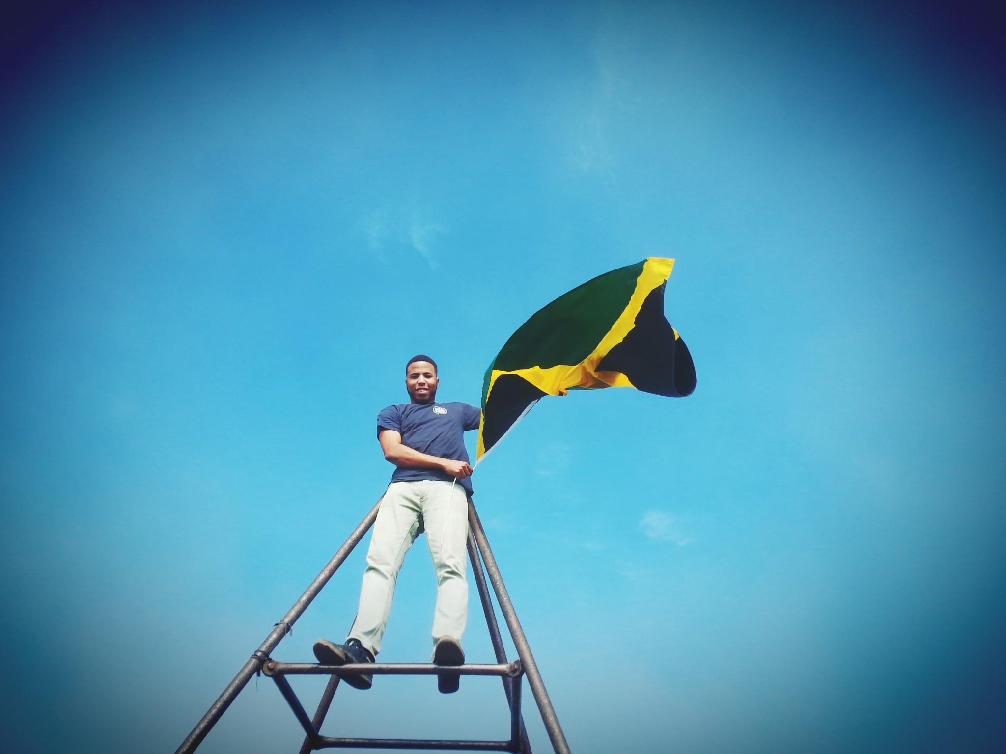 proud Jamaican