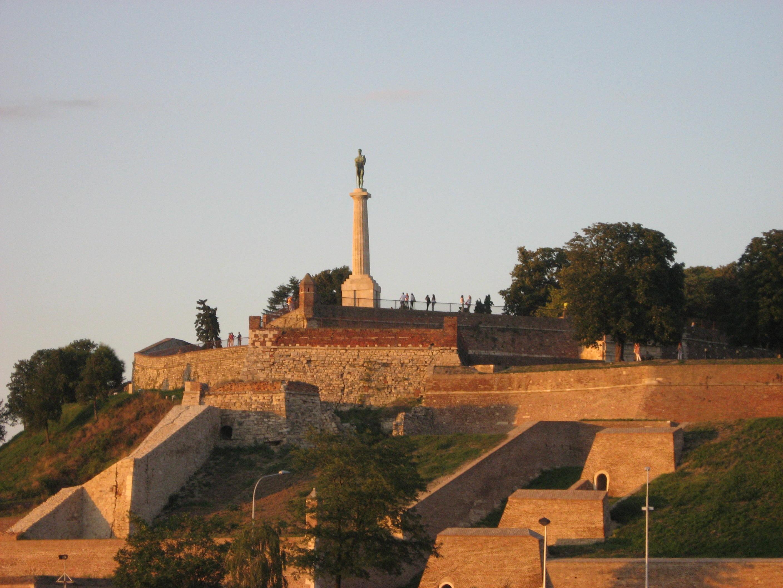 The Kalemegdan Fortress
