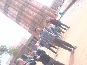 Travel to Qutub Minar