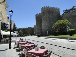 Old Town of Ávila with its Extra-Muros Churches