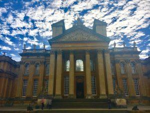A visit to Blenheim Palace