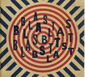 BLAST Magazine: The Possible Precursor to Digital Art