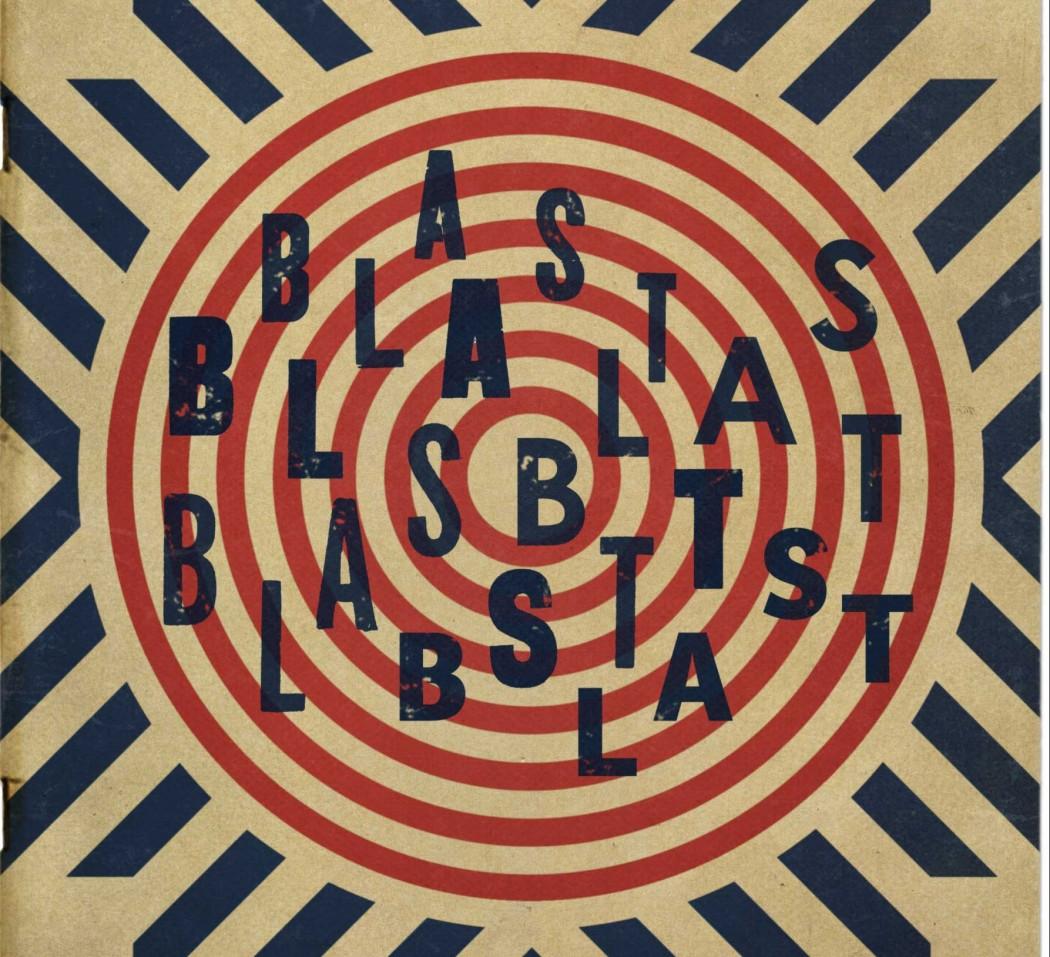 Blast Magazine vorticism gounesco